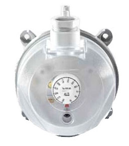 Beck Air differential pressure switch - 930