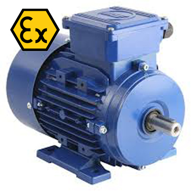 Explosion proof motor classification