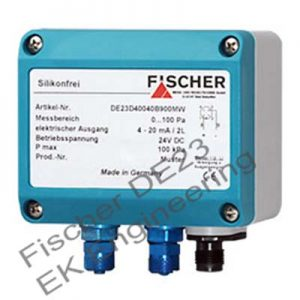 Fischer DE23 - Very Low pressure Air DP Transmitter