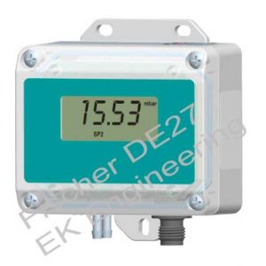Fischer DE27 - digital DP Transmitter with LCD