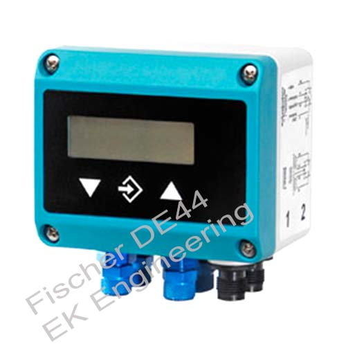 Fischer DE44 - Dual channel (2 inbuilt DP Sensor) Transmitter, Switch