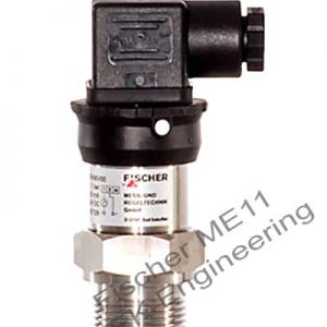 Fischer ME11 - compact, rugged, resistant pressure transmitter - liquids, gases