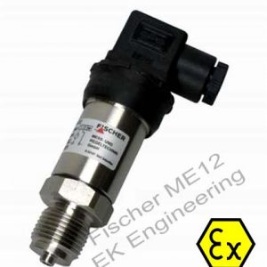 Fischer ME12 ATEX - digital pressure transmitter for explosion proof Zone 2