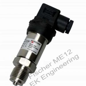 Fischer ME12 - rugged, compact digital pressure transmitter - on-site configurable