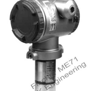 Fischer ME71 - rugged capacitance sensor, microprocessed based high accuracy pressure transmitter