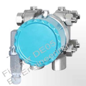 Fischer DE05 - Fluid filled, Inductive Differential Pressure Transmitter