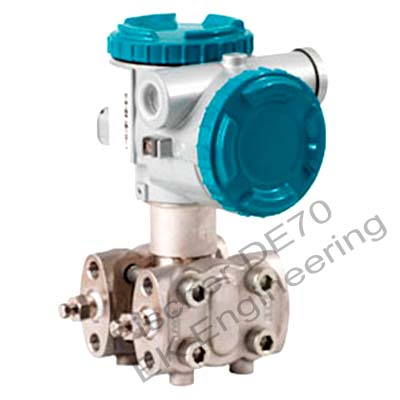 Fischer DE70 - Smart DP Transmitter - liquids, gases
