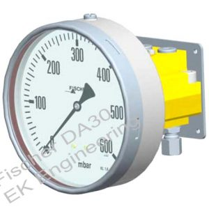 Fischer DA30 - DP Gauge with non-reactive measuring chamber