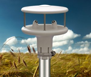 Meteorological instruments for weather monitoring, wind speed, direction, particulate matter, lux