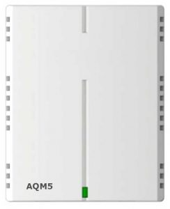 Indoor Air Quality monitor (AAQMS) with ModBus communication, BMS compatible