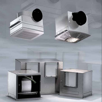 Centrifugal Ceiling And Cabinet Exhaust Fans Sp Csp