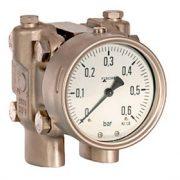 Fischer Pressure Gauge DA03 - Industrial Process System