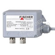 Fischer DE28 - Differential Pressure Transmitter (Water, Air, Gases)