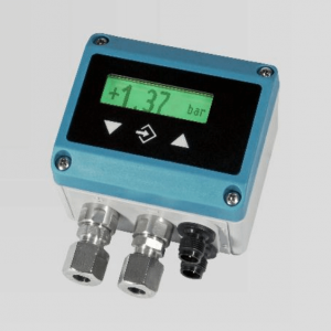 Fischer DE38 with LCD Display - for Presusre, flow, Level measurement