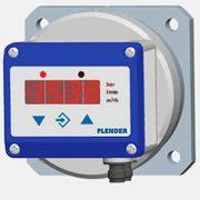 Fischer De38D410 - Flender oil volume flow monitor