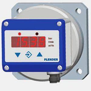 Fischer De38D410 - Flender oil volume flow monitor