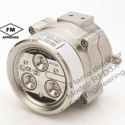 IR3 Flame detector - online, continuous, contactless flame monitoring in explosion proof area (ATEX, FM)