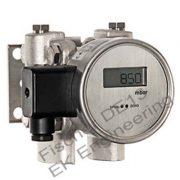 Fischer DE13 - Liquid filled, corrosion resistant DP Transmitter