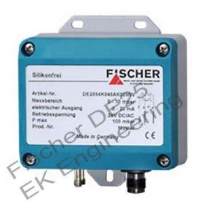 Fischer DE25 - digital Air differential pressure transmitter