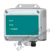 Fischer DS27 - high accuracy DP Switch - air, gas