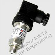 Fischer ME13 - high pressure transmitter - aggressive liquids, gases