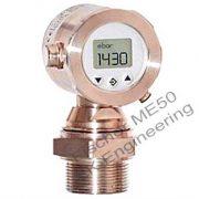 Fischer ME50 - programmable pressure transmitter for positive, negative pressure