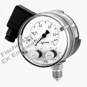 Fischer MS11 - corrosion, vibration resistant pressure switch for liquid, gas