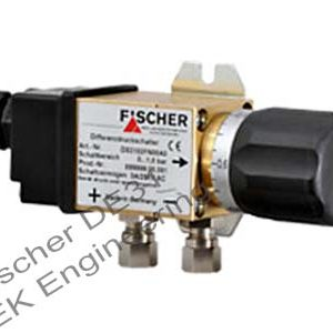 Fischer DS31 - adjustable DP Switch for water, sewage, gases, oil