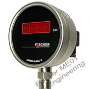 Fischer ME01 - high accuracy, vibration resistant pressure transmitter
