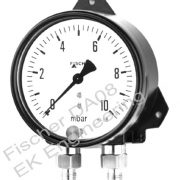 Fischer DA08 - Low Differential pressure gauge - Clean gas, air