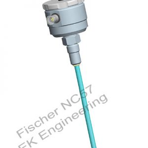 Fischer NC57 - capacitive level sensor for conductive media - water, waste water, sewage
