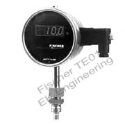 Fischer TE01 - Pt100 sensor thermocouple electronic temperature transmitter with digital display