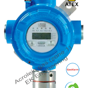 Acrolein gas detector - ATEX, SIL 2, flameproof for Zone 1, 2 Haz area