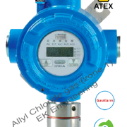Allyl Chloride LEL detector - ATEX, SIL 2, flameproof for Zone 1, 2 haz area