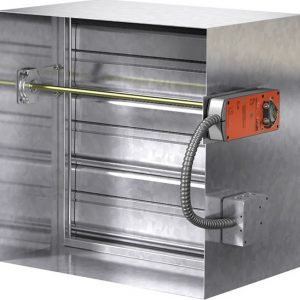 UL555 Certified Leakage Class I, 1 1/2 hrs high temperature rated fire smoke dampers