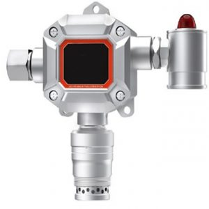 Acrolein gas sensor - ppm detection OSHA, WHO guidelines